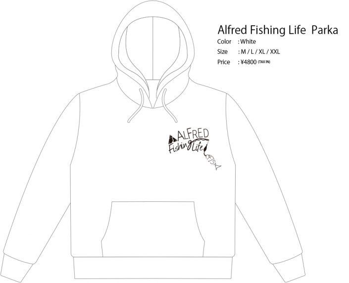 Alfredfishinglifeparka
