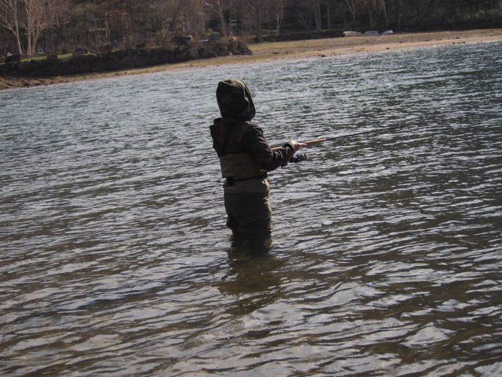 丸沼釣り大会