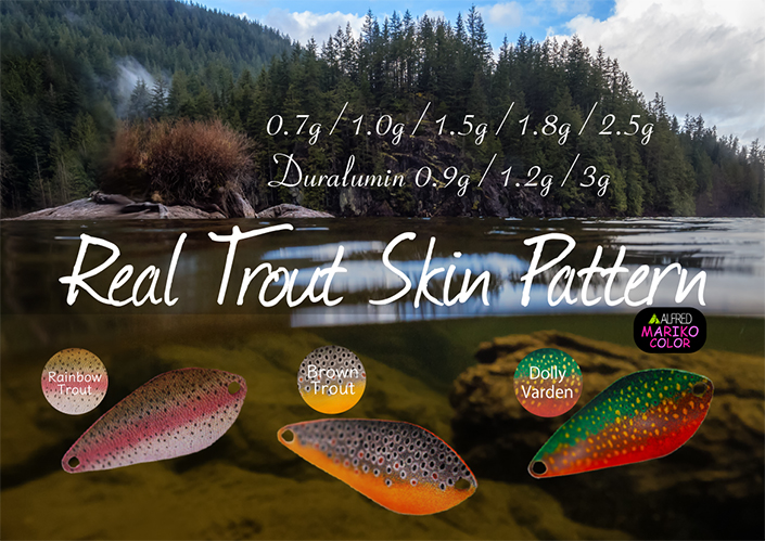 Trout Skin